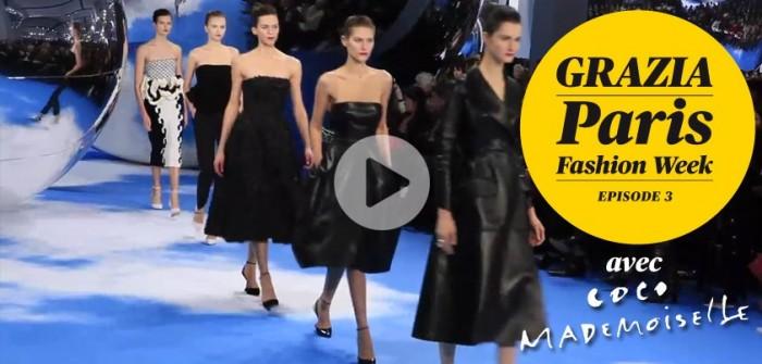 La Fashion Week selon Grazia