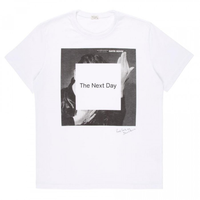 Paul Smith x David Bowie : The Next Day T-shirt