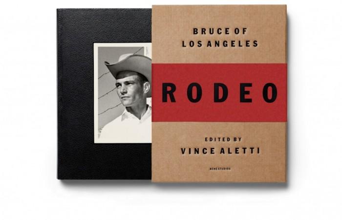Bruce of Los Angeles Rodeo par Acne Studios