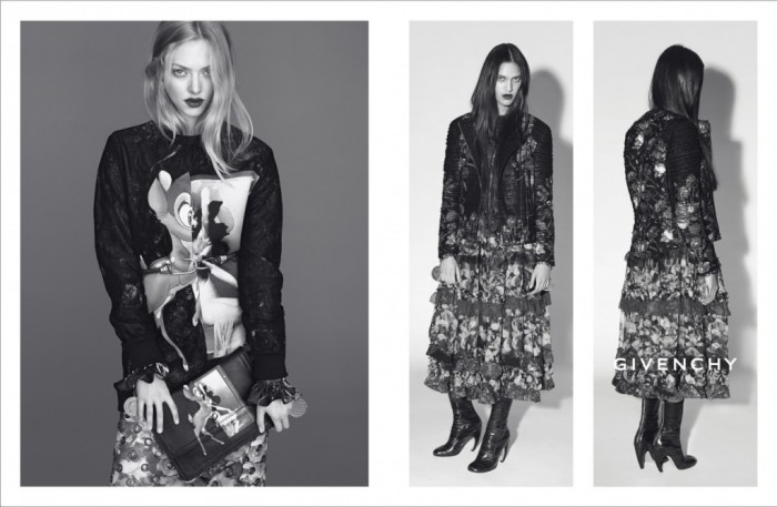 Givenchy par Riccardo Tisci Fall Winter 2013 – 2014