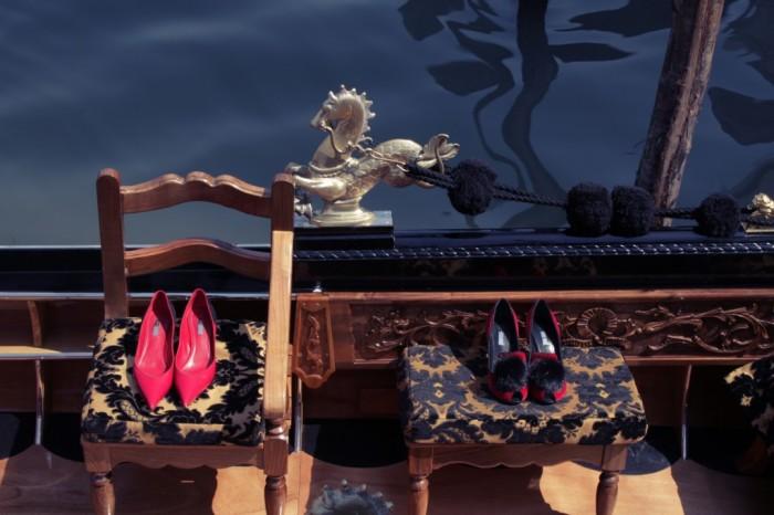 Le Shoeting de Louis Vuitton