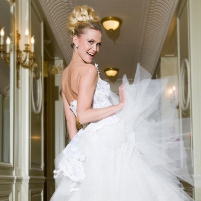 Le Spa Valmont pour le Meurice chouchoute les futures mariées
