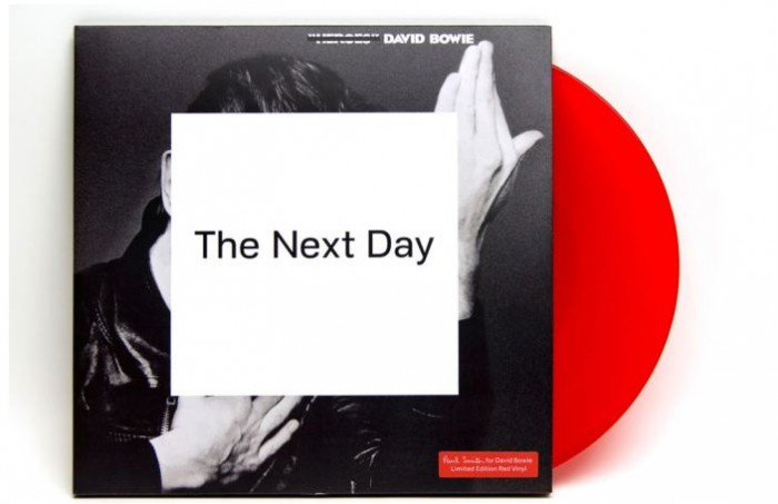Paul Smith x David Bowie : The Next Day Vinyle