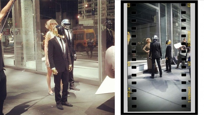 Karlie and the Daft Punk