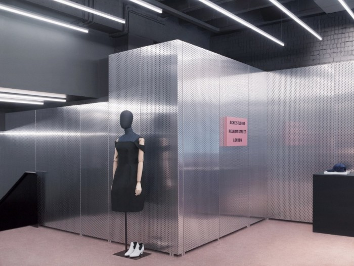 Acne ouvre une seconde boutique à Londres