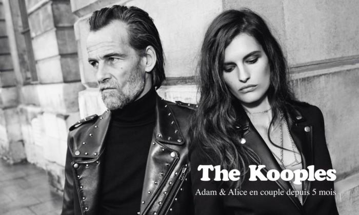 The Kooples Automne Hiver 2013-2014, la campagne