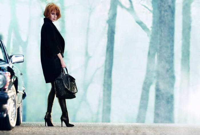 Nicole Kidman, femme fatale pour Jimmy Choo