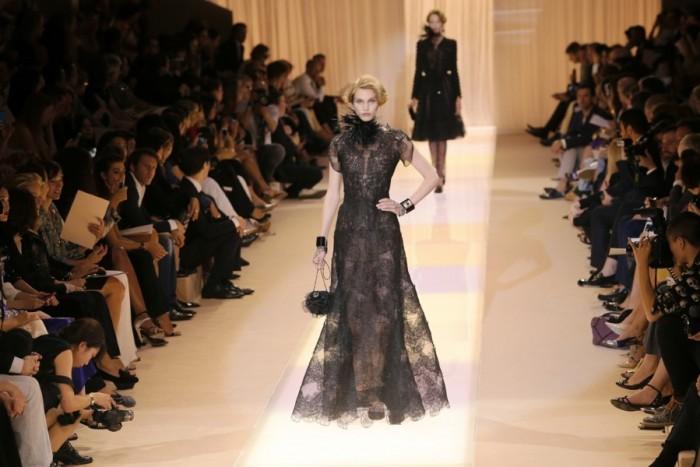 Armani Privé Haute Couture Automne Hiver 2013-2014