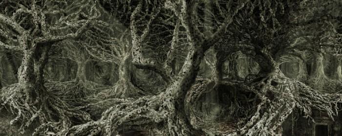 Les forêts mystérieuses d'Angelo Musco