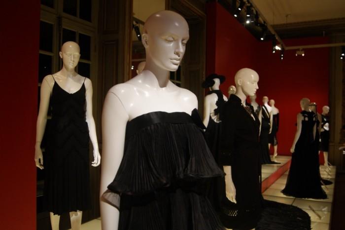 L'exposition Little Black Dress par André Leon Talley