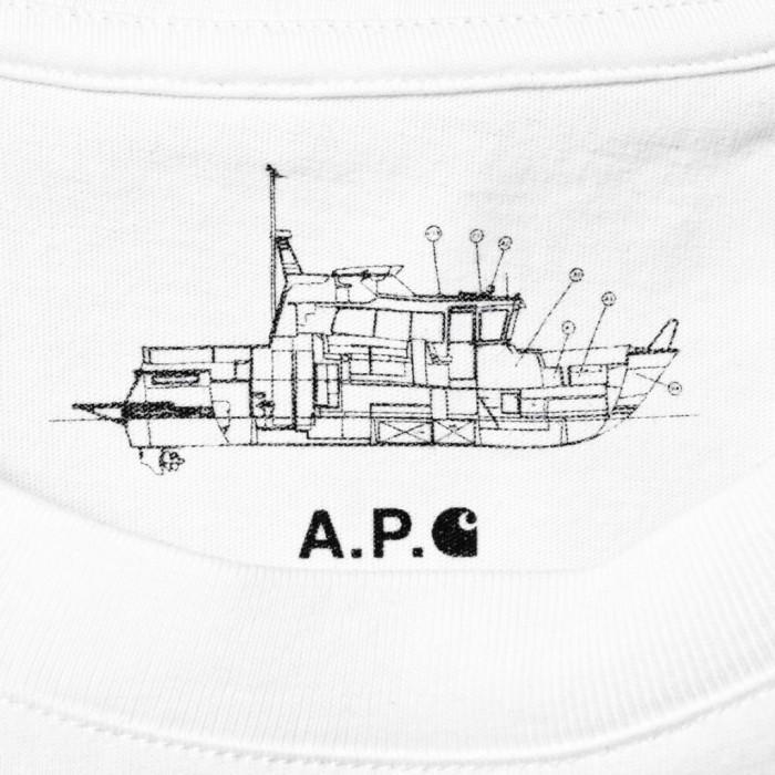A.P.C. + Carhartt, If Six was Nine