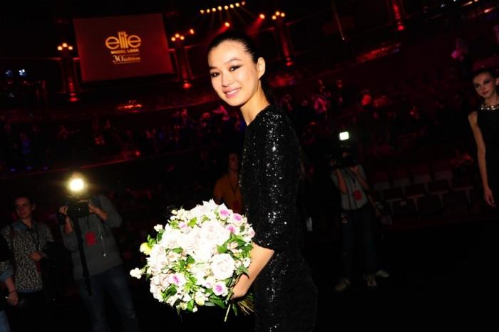 Estelle grande gagnante de la finale Elite Model Look France 2013
