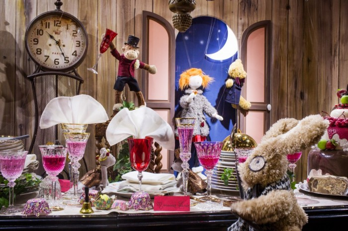 Il était une fois Noël… aux Galeries Lafayette