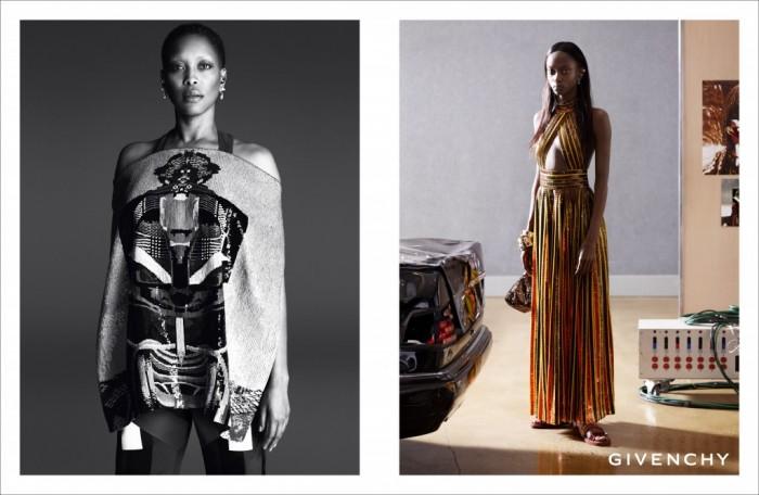 Erykah Badu, la nouvelle égérie de la Maison Givenchy