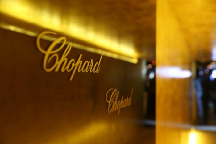 Chopard goes clubbing
