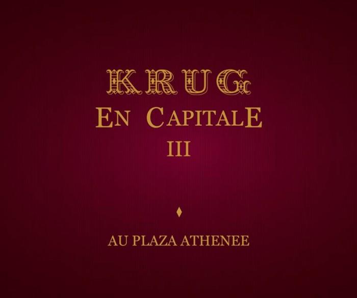 Krug en Capitale III