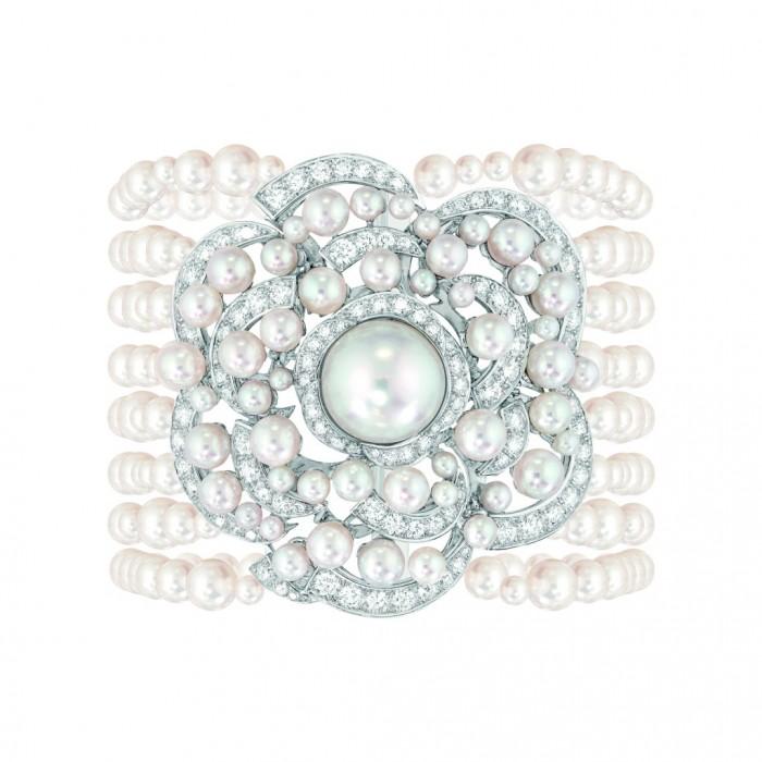 Dans l'intimité des ateliers de joaillerie Chanel
