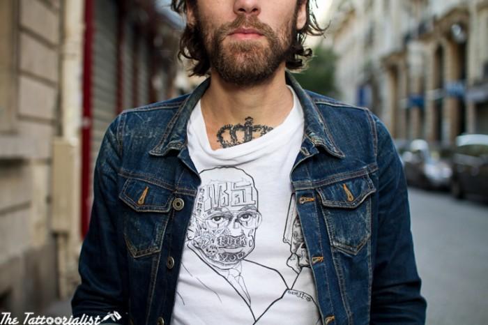 The Tattoorialist, le Tour de France