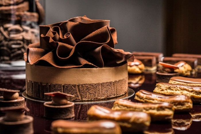 Une Pâques tout en chocolat au Hyatt Regency Paris Etoile