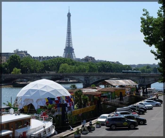 L'évasion brésilienne à Paris avec Kia Cabana