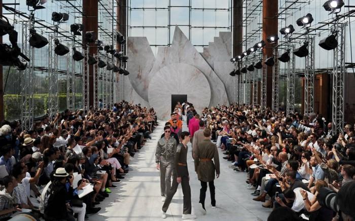 Louis Vuitton Hommes Printemps-Eté 2015