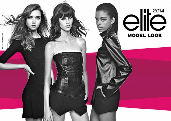 Elite Model Look 2014 – A la recherche des 12 finalistes