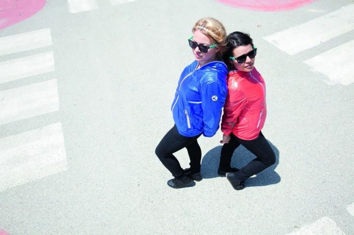 Pauline et Pauline, les deux JottTrotteuses