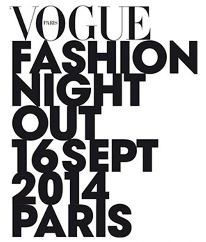 Venez fêter la Vogue Fashion Night chez Colette