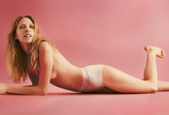 Acne lance sa ligne de sous-vêtements Underwear