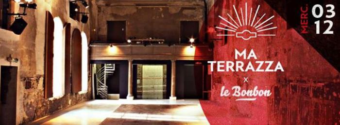 Ma Terrazza Martini vous donne rendez-vous au Café A