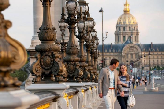 Kisses from Paris au Mandarin Oriental, Paris