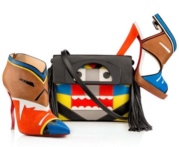 Tribalou, la nouvelle collection Christian Louboutin