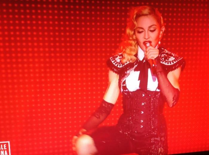 Le Boléro On Aura Tout Vu de Madonna