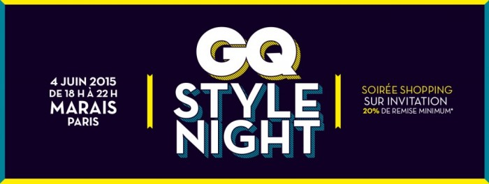 GQ vous invite à sa première Style Night