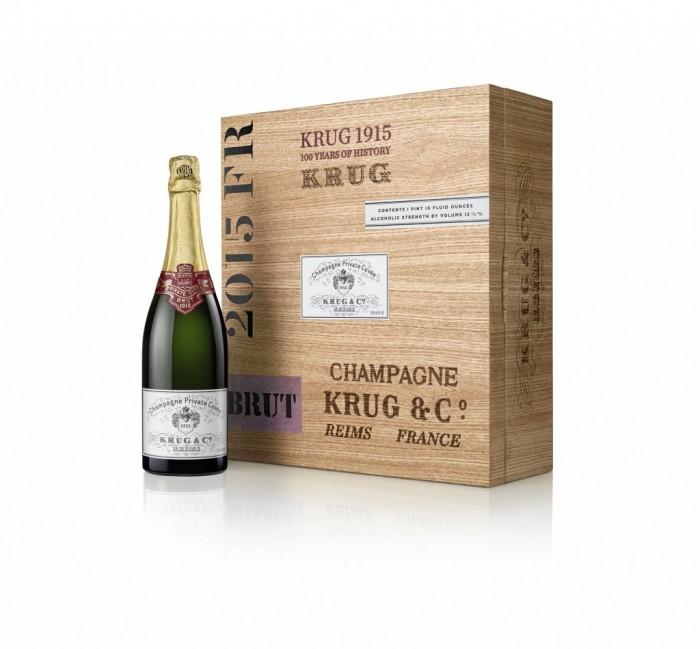L'expérience Krug 1915 – 2015