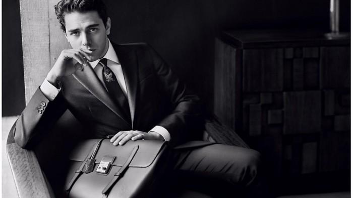 Xavier Dolan, la nouvelle égérie Louis Vuitton