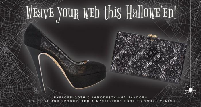 Trouvez le parfait accessoire Charlotte Olympia pour Halloween !