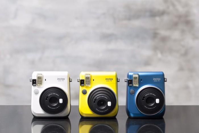 L'Instax Mini 70 de Fujifilm