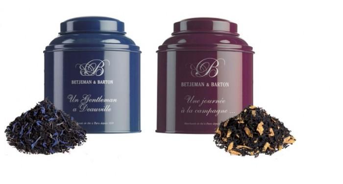Les thés d'hiver de Betjeman & Barton