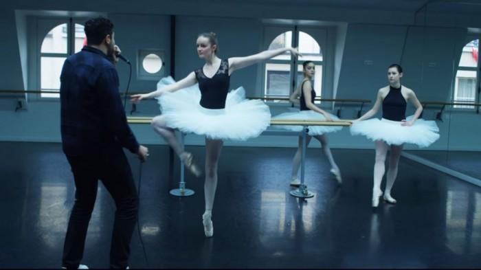 Ballet vs Beatbox par Dot Move