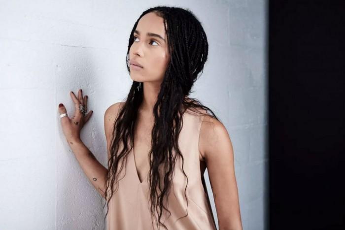 Zoë Kravitz, la nouvelle muse Yves Saint-Laurent Beauté