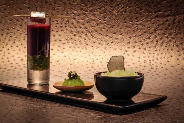 Un bar éphémère healthy à l'Hôtel de Vendôme