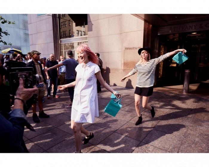 La nouvelle campagne Return to Tiffany de Tiffany & Co