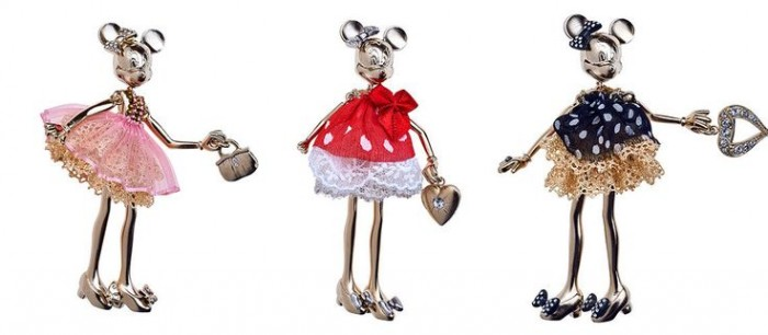 La collection capsule Servane Gaxotte x Disneyland Paris