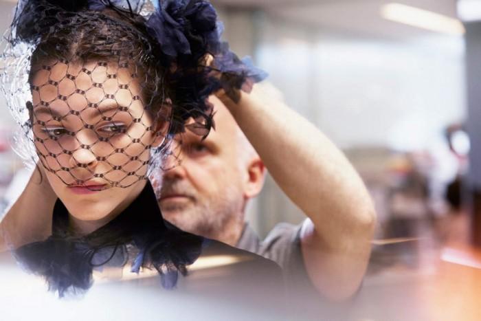 Le Front-Row du Paris Cosmopolite de la Maison Chanel