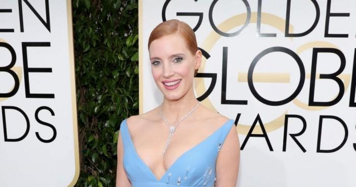La Maison Piaget aux Golden Globes 2017