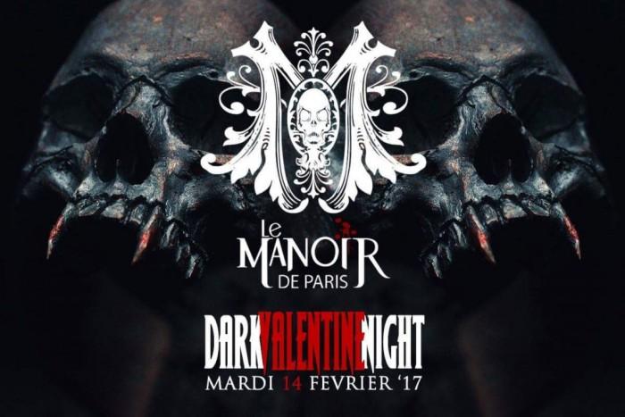 Dark Valentine Night au Manoir de Paris : l'Amour est un vampire