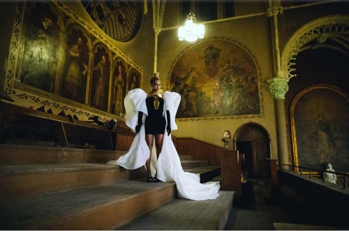 Beyoncé x Stéphane Rolland