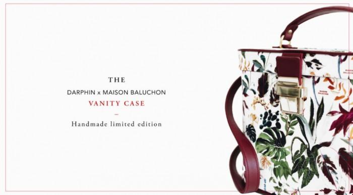 Darphin x Maison Baluchon, la collaboration
