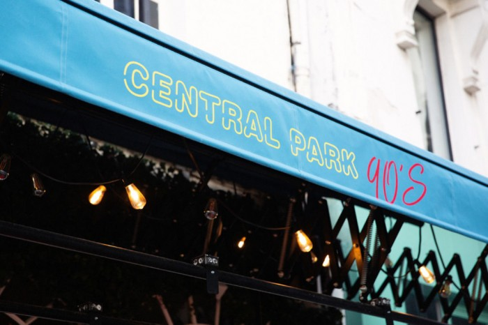 Le Central Park 90's, back to the 90's